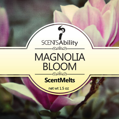 Magnolia Bloom ScentMelt