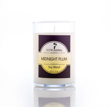 Midnight Plum Candle Collection