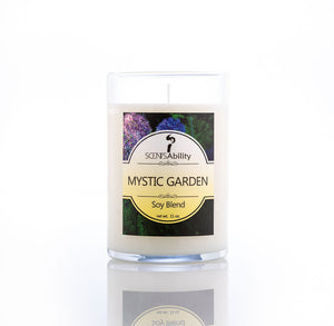 Mystic Garden Candle Collection