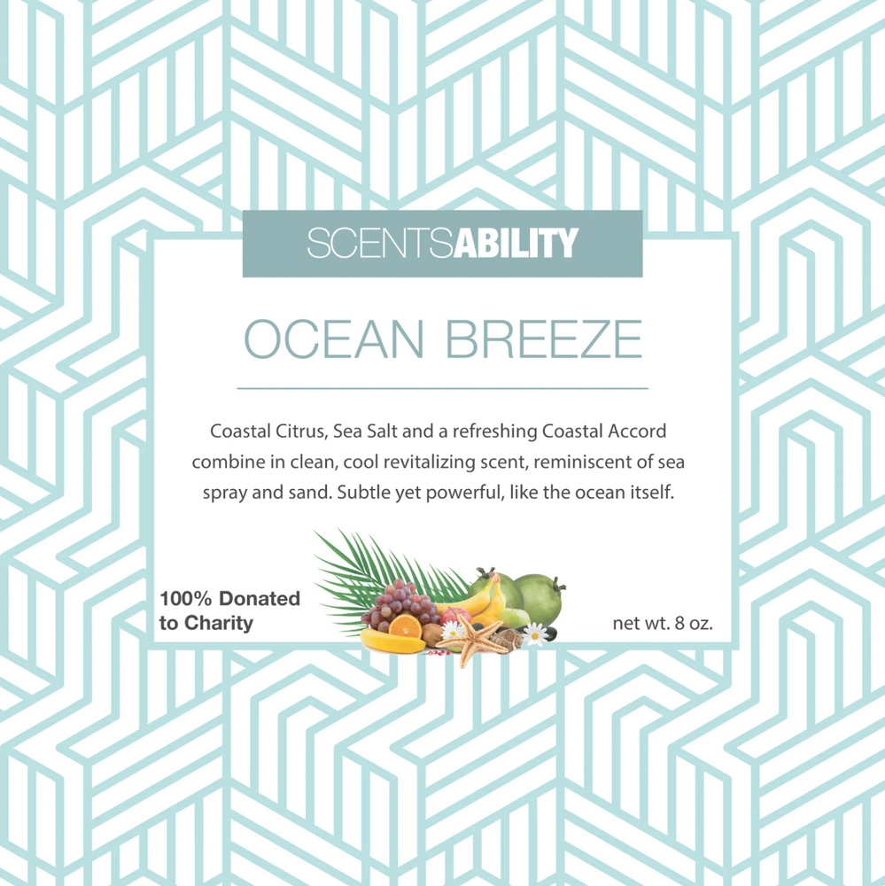 Candle - Ocean Breeze