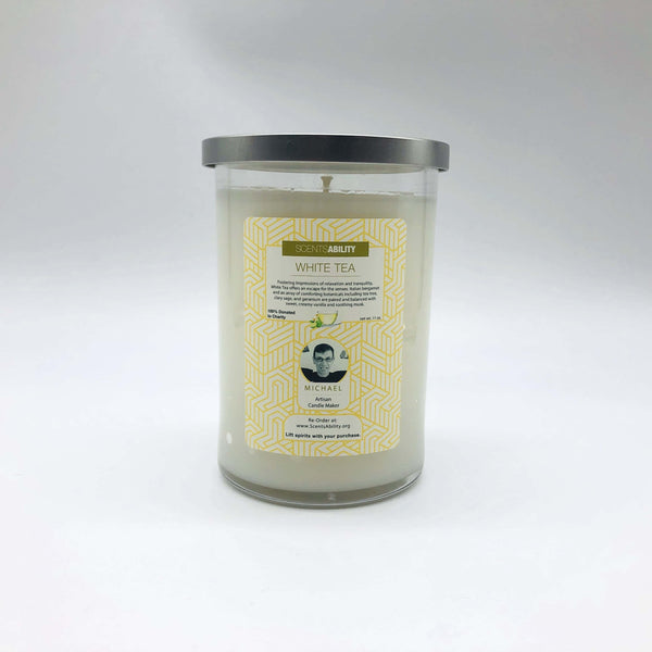 Candle - White Tea
