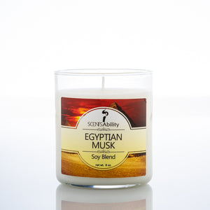 Egyptian Musk Candle Collection