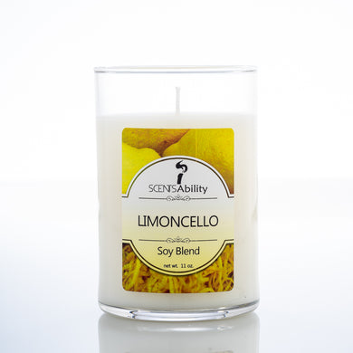 Limoncello Candle Collection