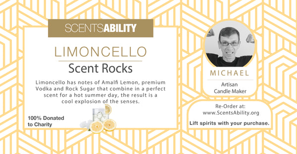 ScentRocks - Limoncello