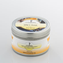 Spicy Pear Candle Collection
