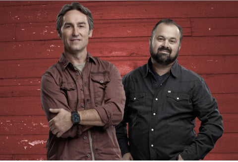 American Pickers - Mike Wolfe and Frank Fritz