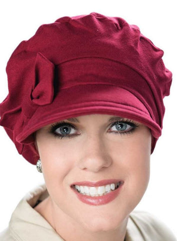 Newsboy Hat featured at HeadcoversUnlimited