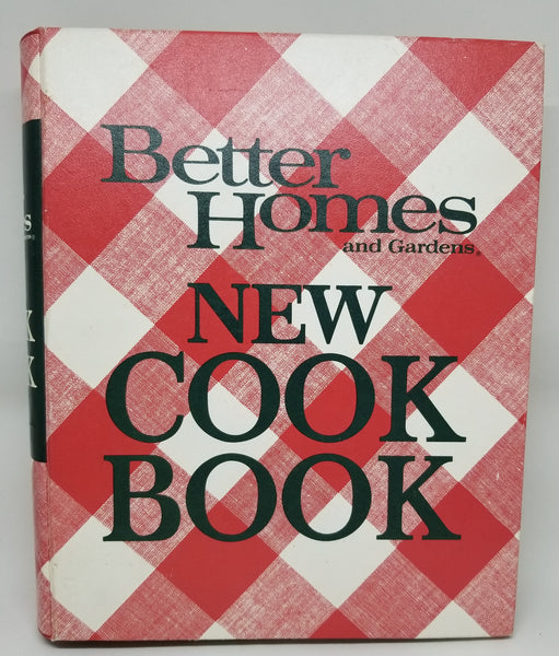 Vintage Better Homes and Gardens New Cookbook c. 1974 - 2aEmporium