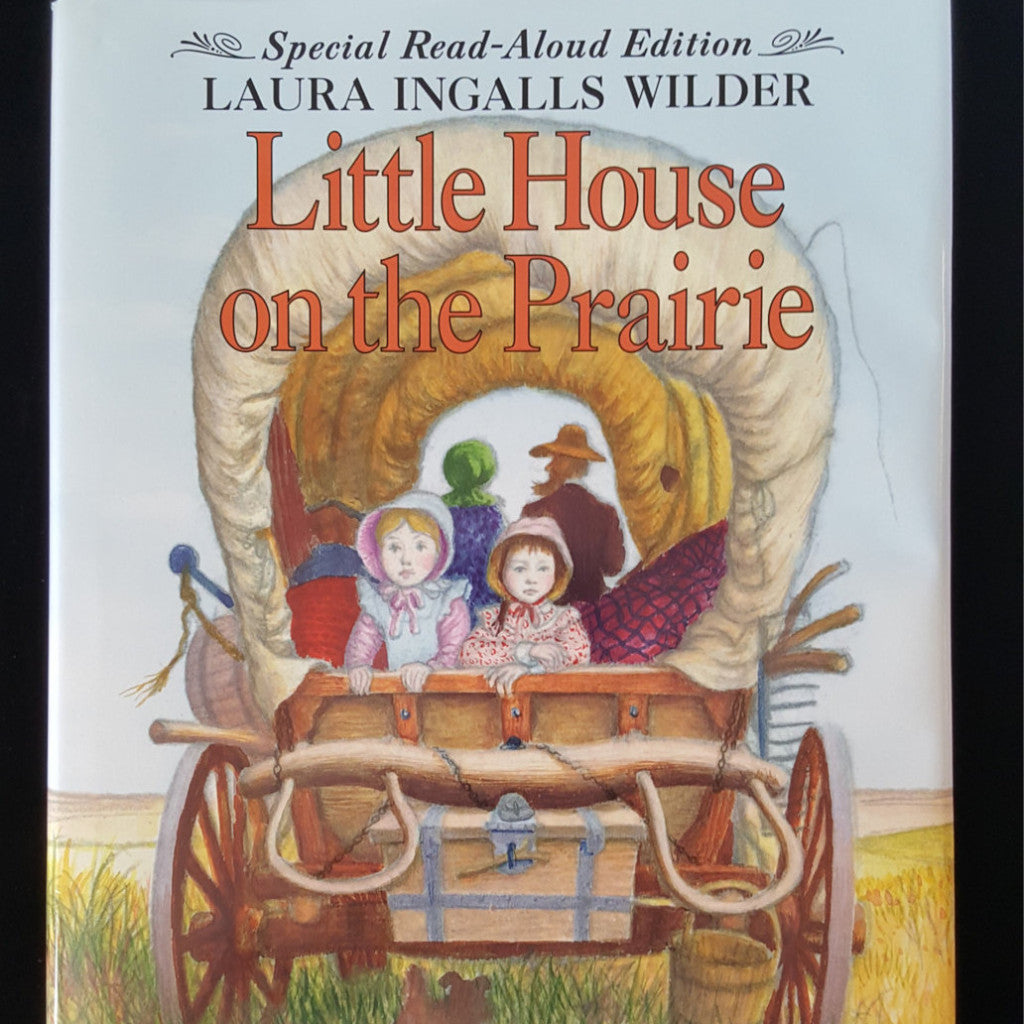 Little House on The Prairie Hardback Book, Laura Ingalls Wilder, Classic Children's Book  c. 1963 - 2aEmporium