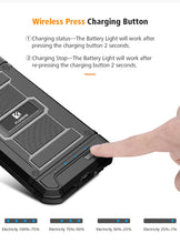 External Rechargeable Power Bank Charging Case - My Device Slice