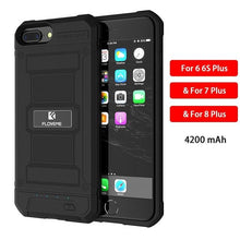 External Rechargeable Power Bank Charging Case