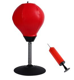 Desktop Anti Anxiety Punching Bag - My Device Slice