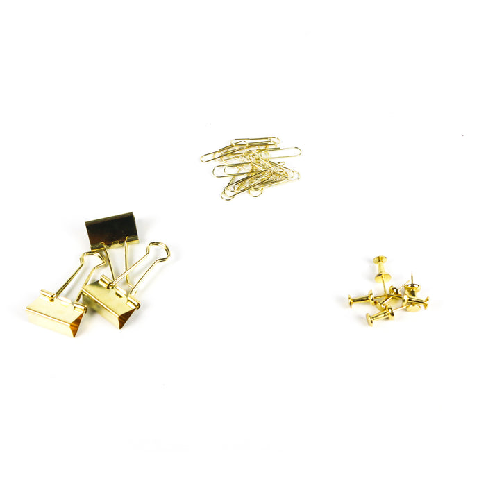 Gold Stationery Accessories