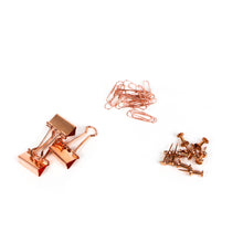 Rose Gold Stationery Accessories