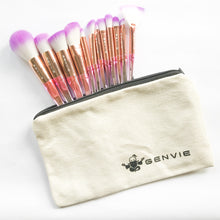 Cotton Candy Makeup Brush Set
