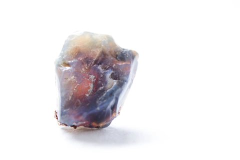 raw natural australian opal the fox and stone