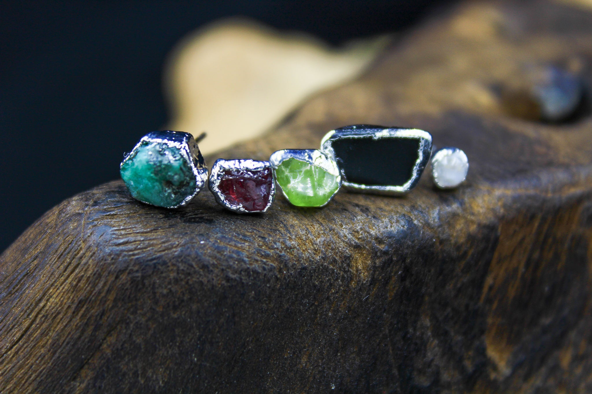 The Charo River Ring - The Fox And Stone Bohemian Jewelry Alternative Engagement Ring