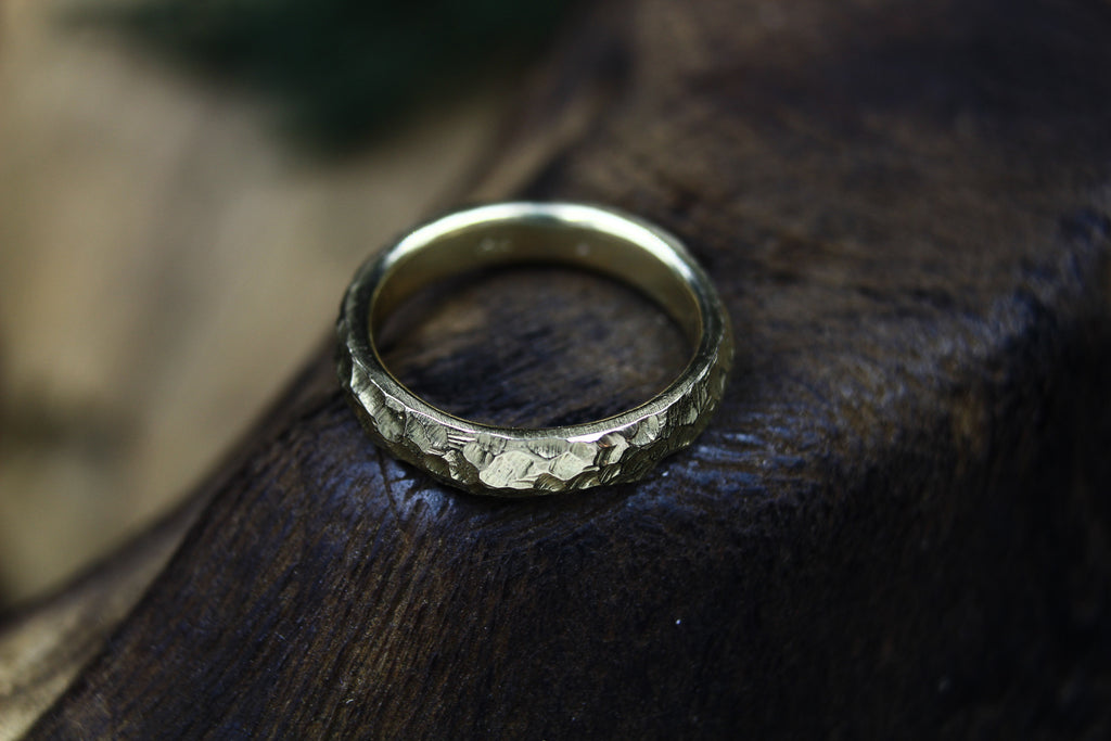 The Empress Ring X - The Fox And Stone Bohemian Jewelry Alternative Engagement Ring