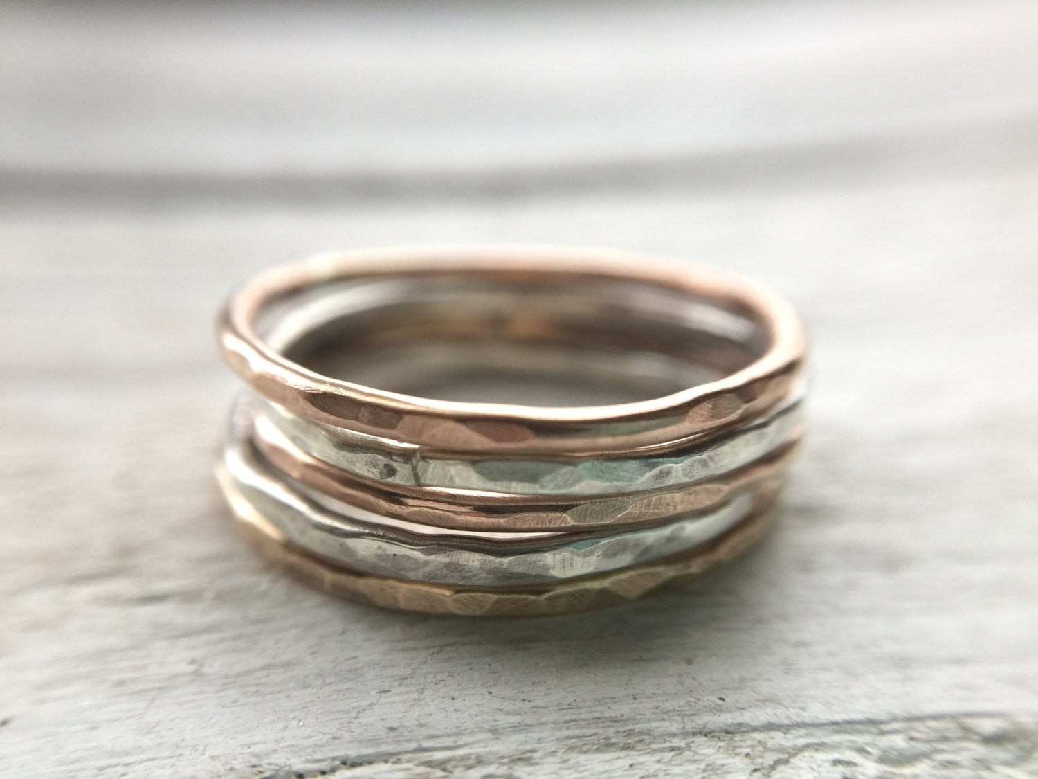 The Thin Band - The Fox And Stone Bohemian Jewelry Alternative Engagement Ring