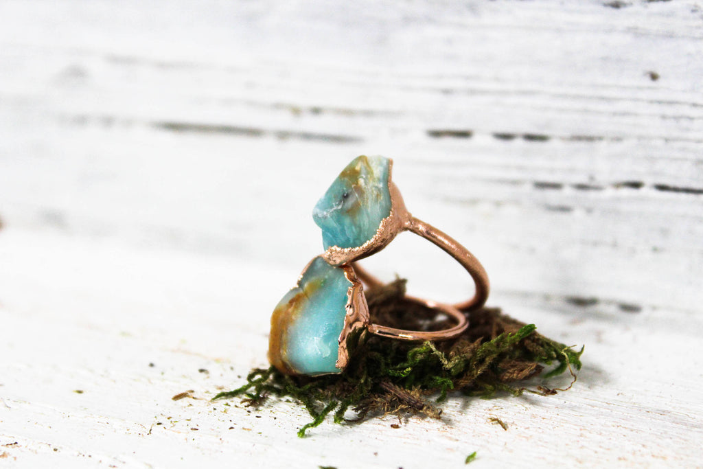 The Empress Loch Ring - The Fox And Stone Bohemian Jewelry Alternative Engagement Ring
