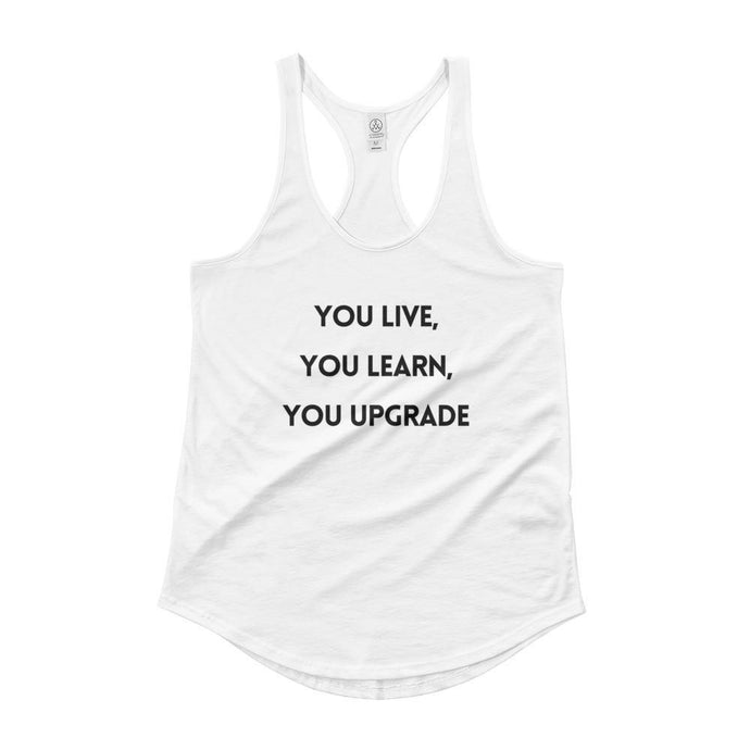womens funny graphic tank JEMMSTONE APPAREL