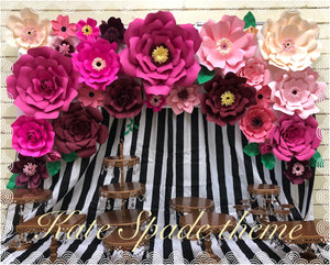 Kate Spade Theme DIY Kit 6x3 arch