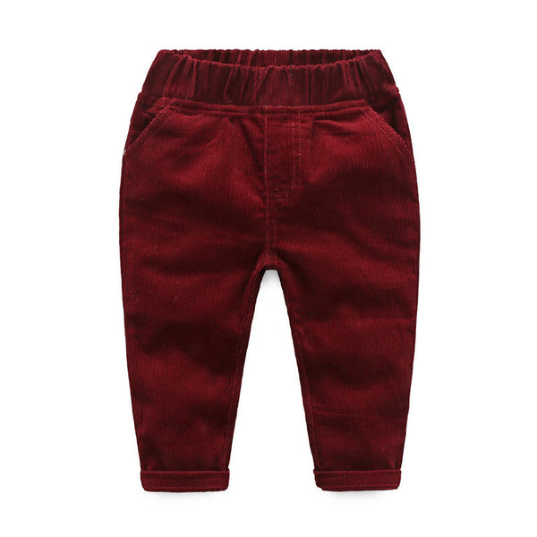 Baby boy grey & maroon romper clothing set