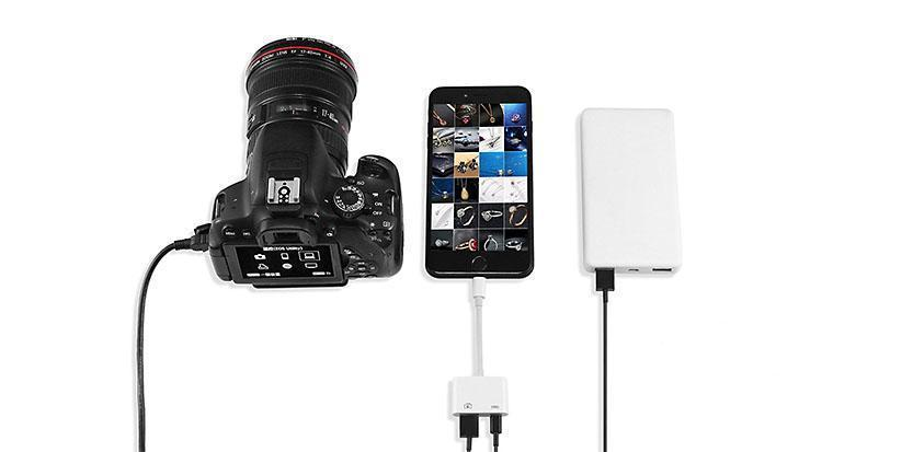 ACE on the Market – Apple Lightning to USB Camera Adapter