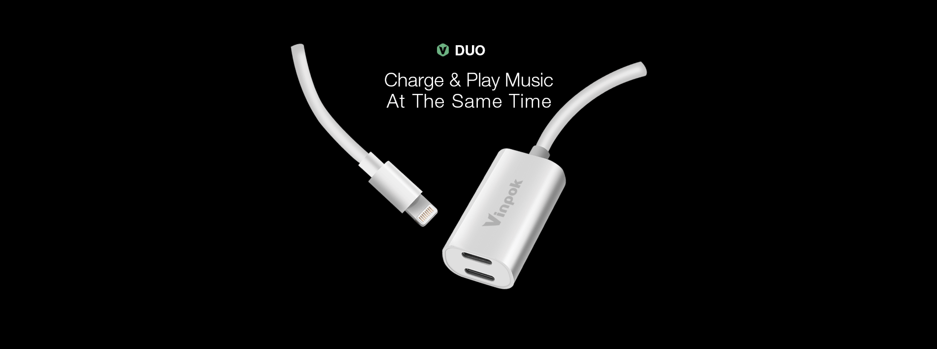 charge & play music at the same time