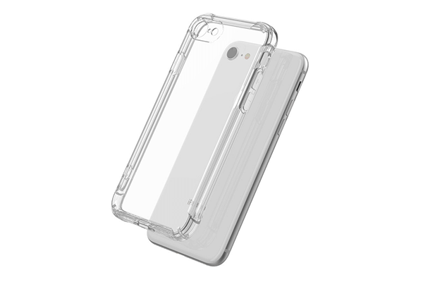 Vinpok's Pick Fender flexible TPU case with anti-drop airbag corner