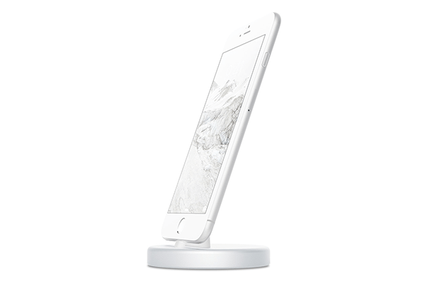 Vinpok's Pick Panki Alloy Aluminum Charging Stand for iPhone