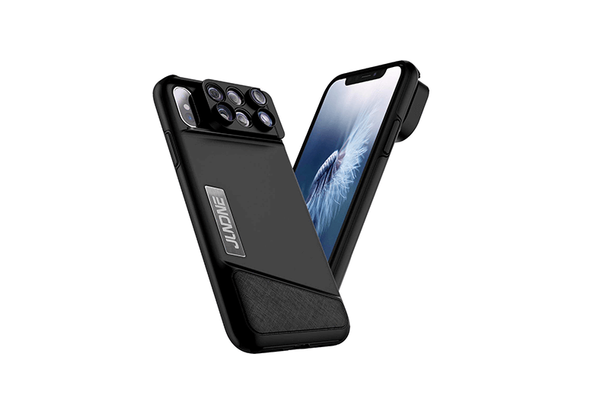 the latest 32e13 7f8ec Vinpok's Pick Maxcase 6-in-1 Camera Lens designed exclusively for iPhone X  - Vinpok