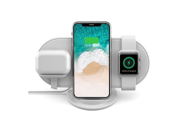 Vinpok Plux Wireless Charger for iPhone Apple Watch & AirPods