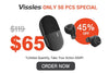 Vinpok's Pick Vissles: World's Most Portable 2-in-1 Music Pill For Listening