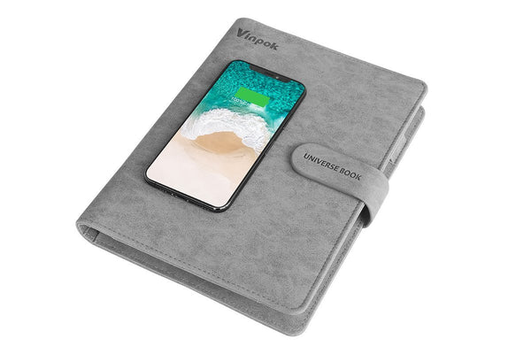 Vinpok Wireless Charger Universe Book
