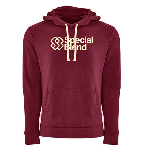 Stacked Pullover Hoodie
