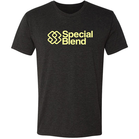Special Blend | Stacked Logo Short-Sleeve-Shirt (Men)