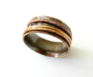 Spinner Rings and More