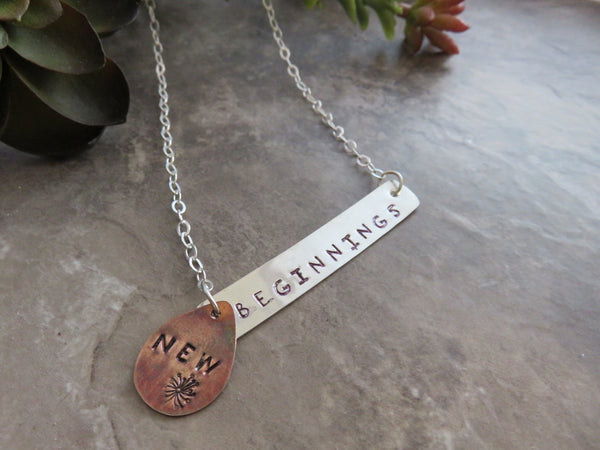Personalized Necklaces for Her - Desert Shine Designs