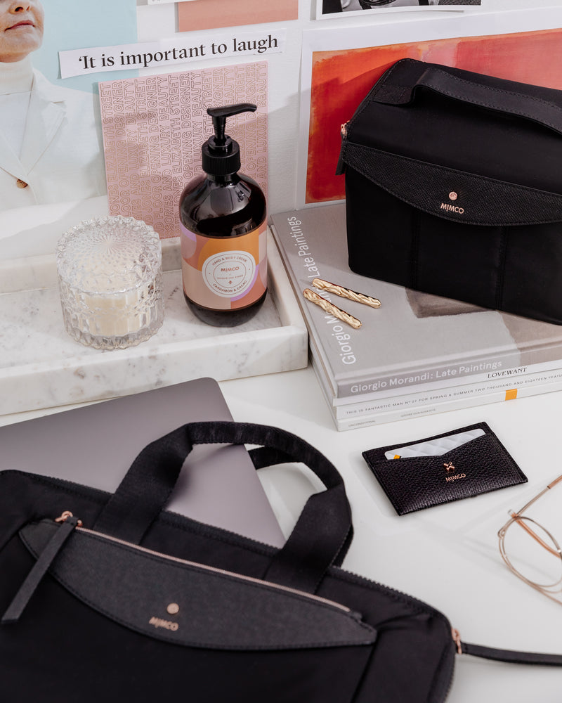 A gift from MIMCO: A moment just for yourself