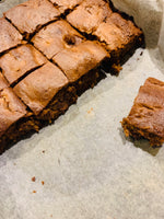 RECIPE Choc Chip Almond Blondies