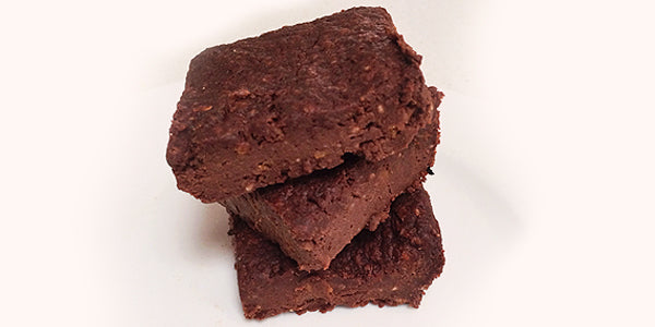SWEET POTATO FUDGE BROWNIE