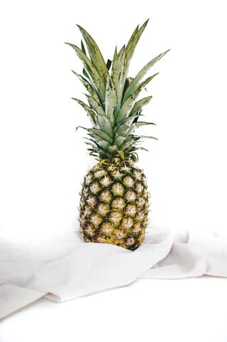 pineapple clear skin