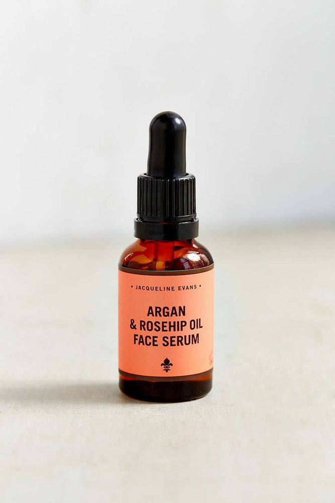 Argan & Rosehip Face Serum