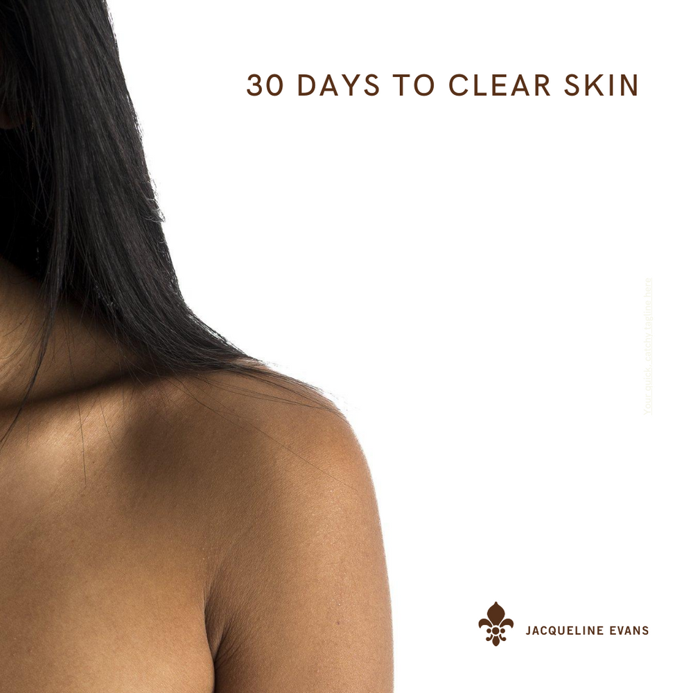 30 DAY CLEAR SKIN RESET