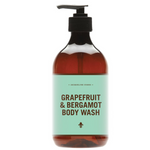 grapefruit bergamot body wash jacqueline evans
