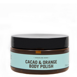 Cacao & Orange Body Polish