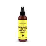 Lemon Myrtle & Aloe Vera Sanitiser Spray