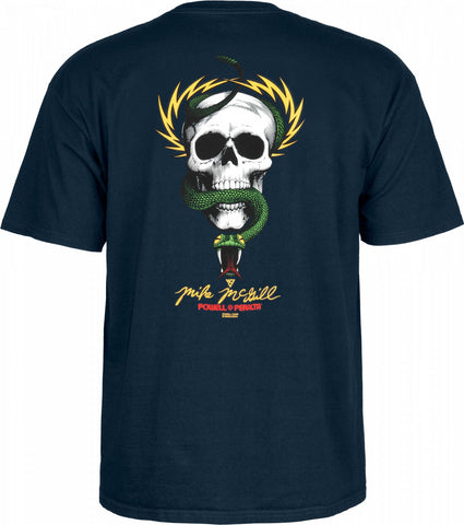 Powell Peralta Mike McGill Skull & Snake T-shirt Black