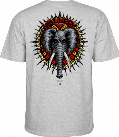 Powell Peralta Vallely Elephant T-shirt\ Who